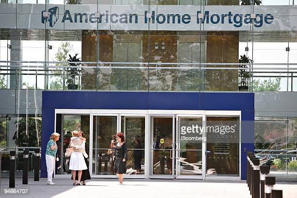 american home mortgage American Home Mortgage Investment Corporation Stock Photos and ...