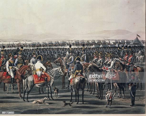 People in a war Napoleonic Wars Austria