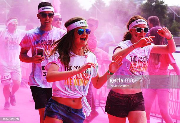 CONTENT] People in action during 'The Color Run Amsterdam 2014' in AmsterdamNetherlands on 31 May 2014
