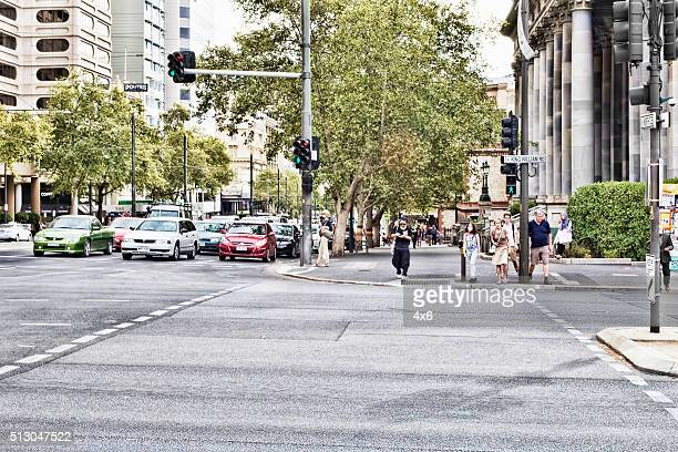 People in Adelaide
