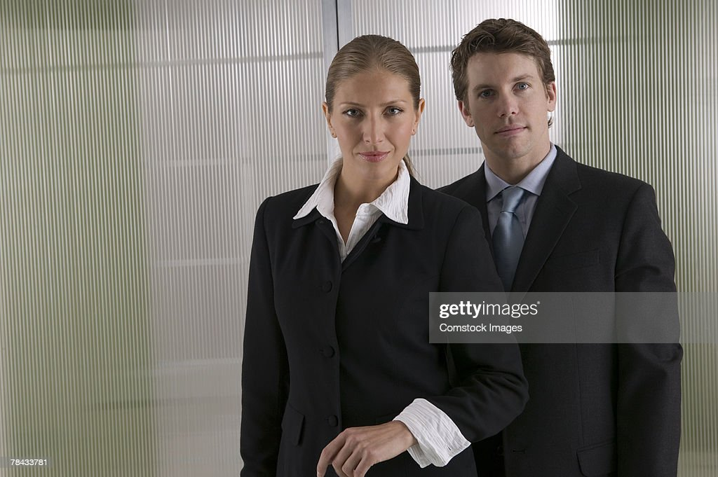 People in business attire : Stock Photo