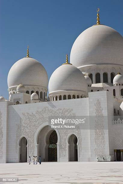 Exterior: Sheikh Zayed Mosque Stock Photos And Pictures