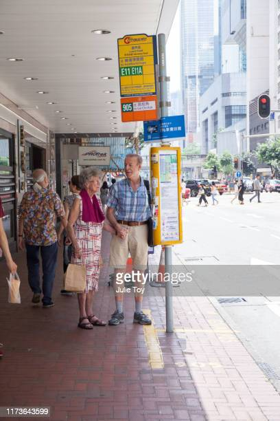 people in hong kong - hong kong stock pictures, royalty-free photos & images