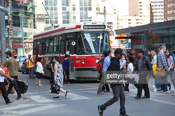 People in Toronto