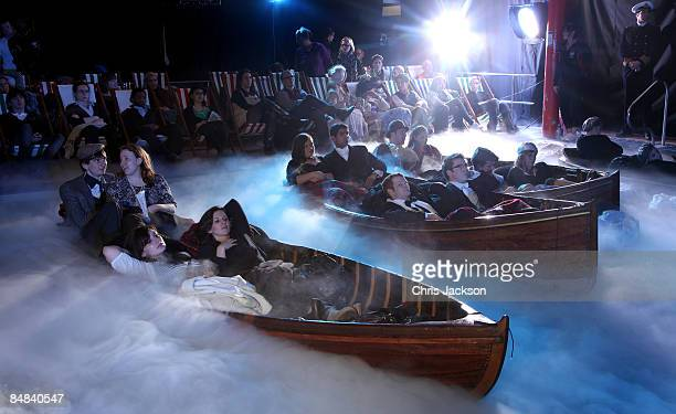 60 top sky host a screening of the film titanic pictures - Was the titanic filmed in a swimming pool ...