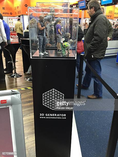people interested in the possibility to get a 3D print of themselves