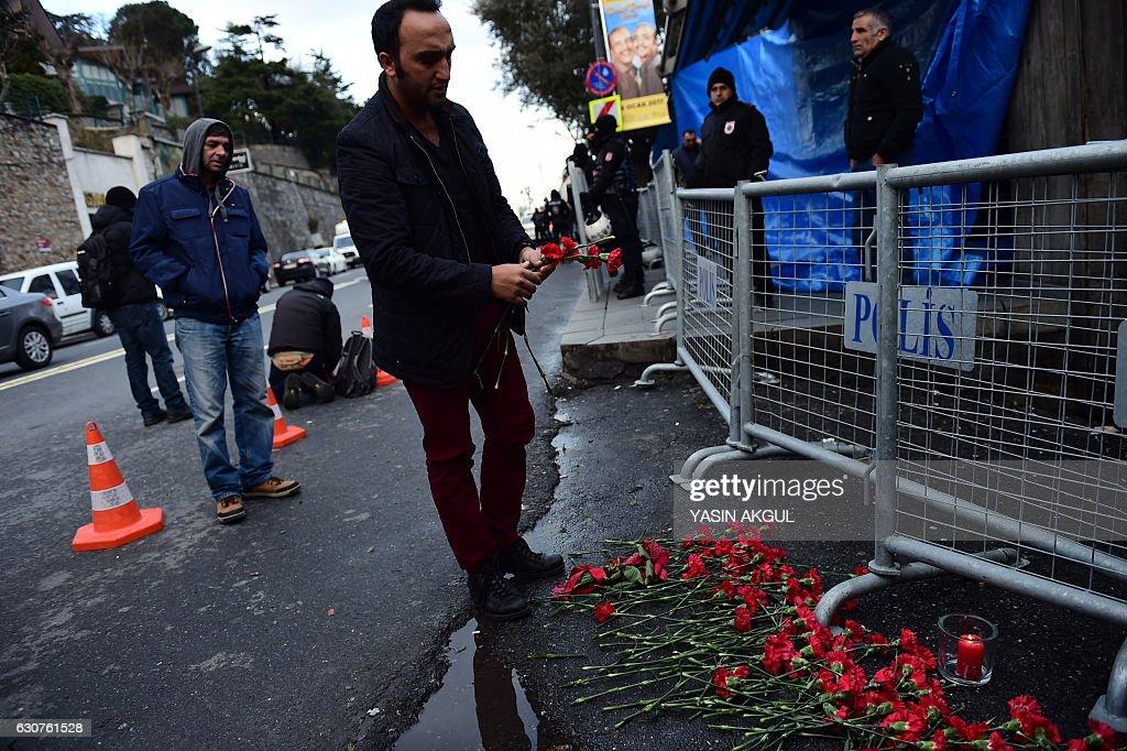 TURKEY-ATTACK : News Photo