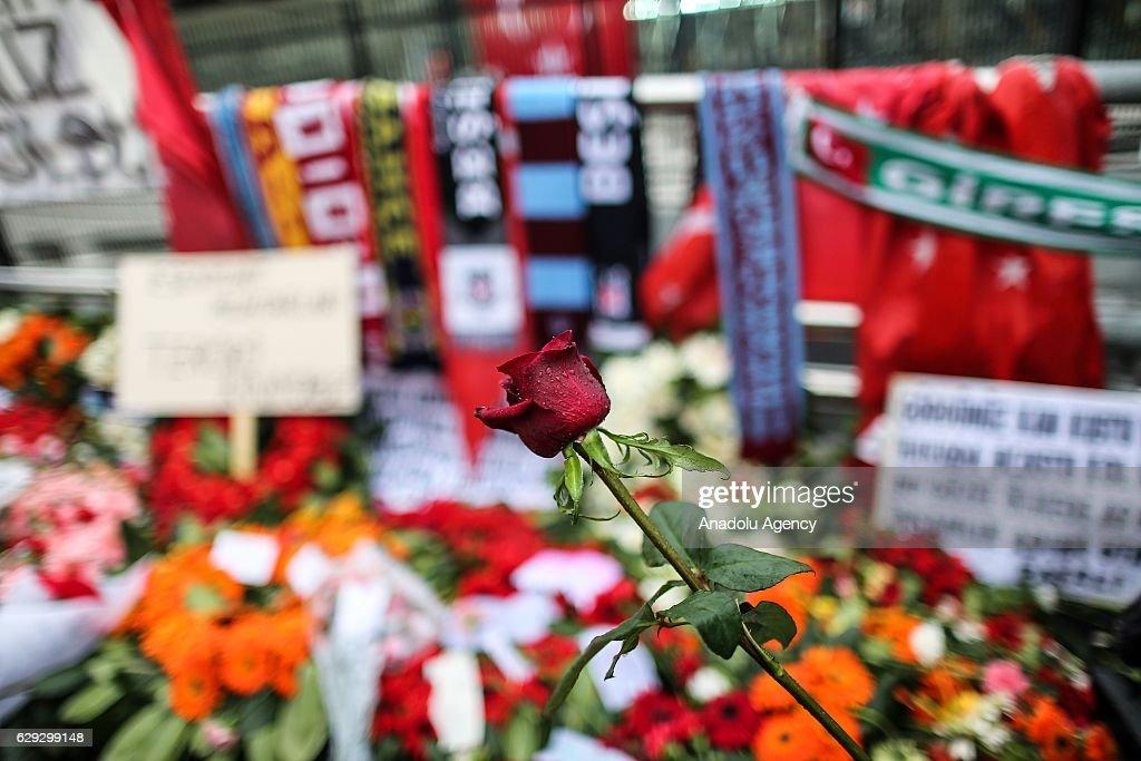 Istanbul terror attacks : Nachrichtenfoto
