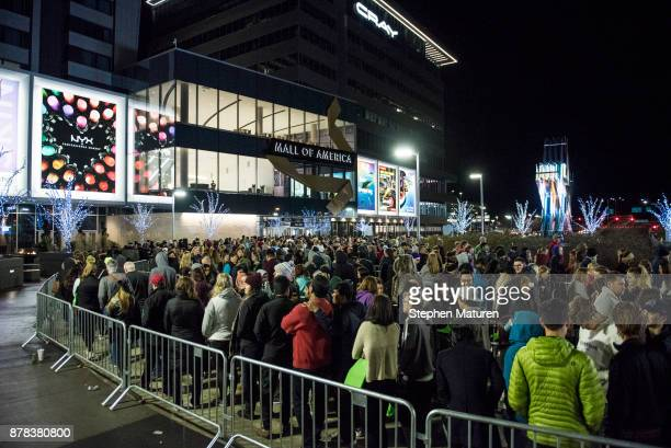 black friday shopping lines pictures and photos getty images