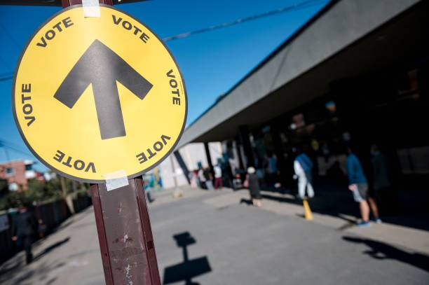 CAN: Canadians Head To The Polls In Nation's Federal Election