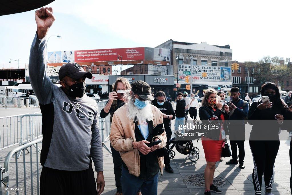 Nation Reacts To Derek Chauvin Trial Verdict : News Photo