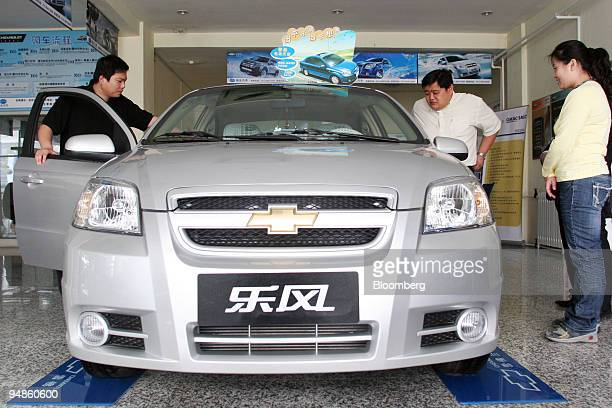 Chevrolet Lova Pictures And Photos