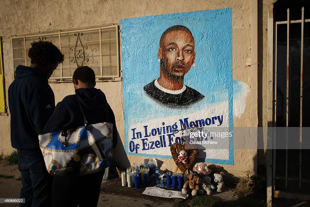 LAPD Releases Autopsy Report On Police Shooting Of Mentally-Ill Man : News Photo