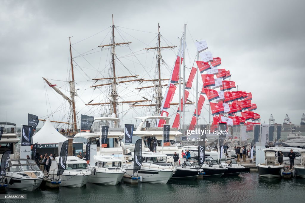 Southampton Boat Show 2018 : News Photo