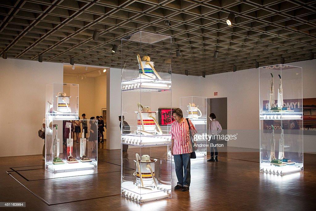 Jeff Koons Whitney Museum