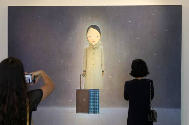CHN: 2020 Sotheby Hong Kong Spring Auctions
