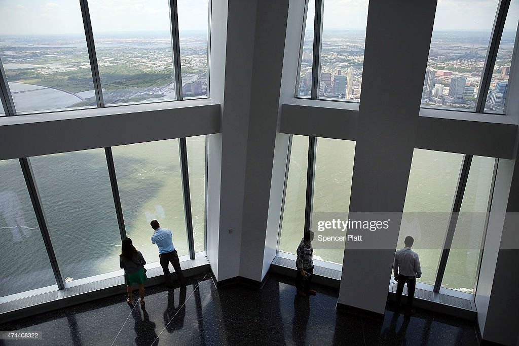 One World Trade's Observatory Floor To Open Next Week : News Photo