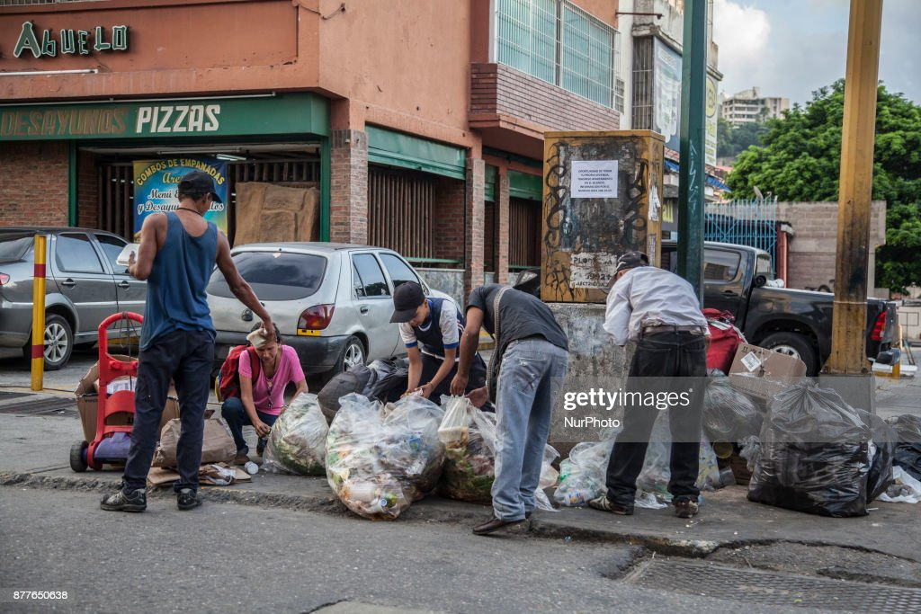 Hunger in Venezuela : News Photo