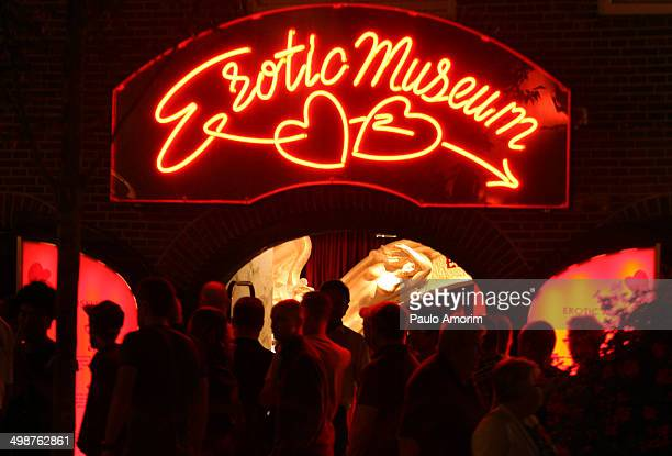 CONTENT] People looks for Erotic Museum at Red Light District in AmsterdamNetherlands