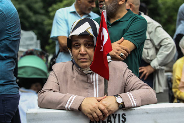 TUR: 3rd Anniversary Of The Turkey Military Coup