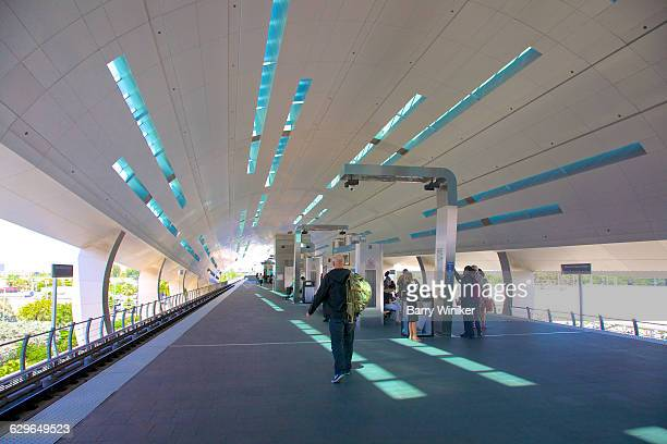 People Mover Station, Miami