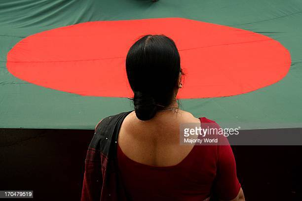 People of the port city Chittagong brings out a mourning rally at the Central Shaheed Minar this afternoon in memory of the soldiers and civilians...