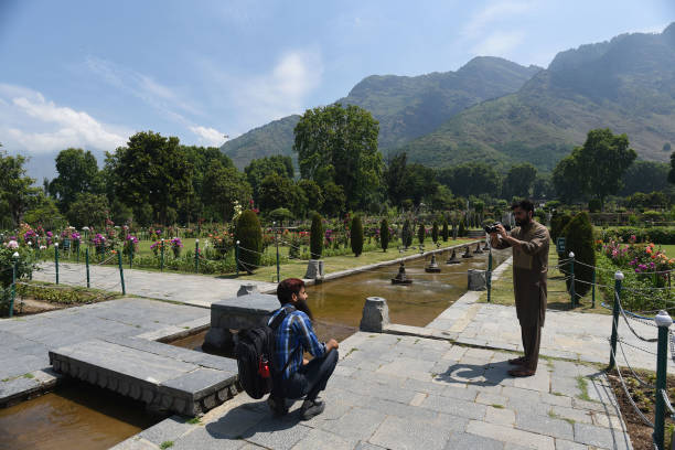 IND: Parks, Gardens In Srinagar Reopen For Visitors Post Covid-19 Lockdown