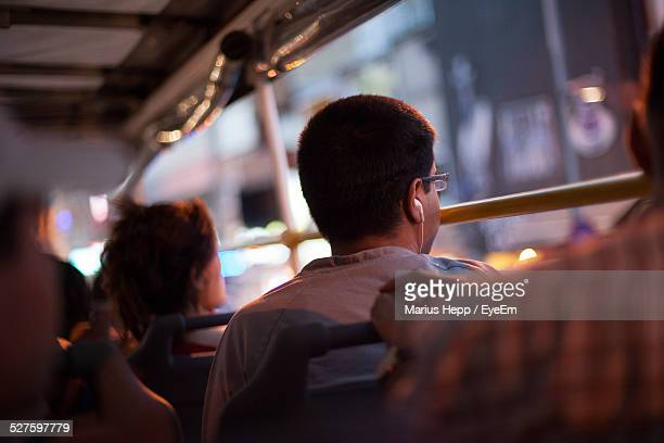 People On Bus