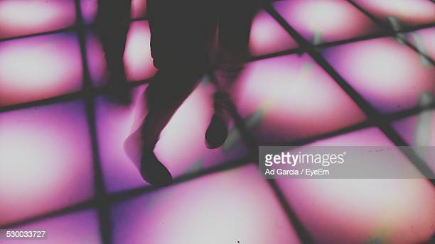 people on dance floor - dance floor stock pictures, royalty-free photos & images