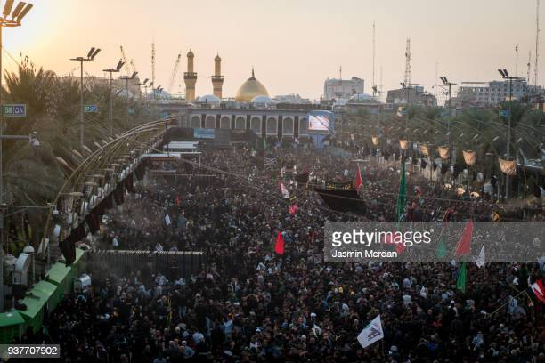 people on street - najaf stock pictures, royalty-free photos & images