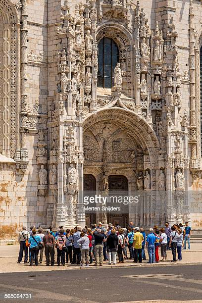 people outside igreja santa maria de belã©m - merten snijders stock pictures, royalty-free photos & images