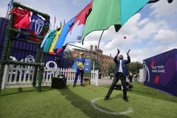 GBR: Manchester Fanzone – ICC Cricket World Cup 2019