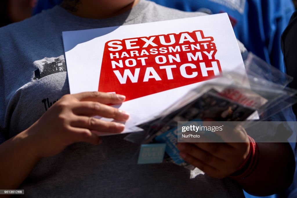 Sexual Assault Awareness Denim Day In Los Angeles : News Photo