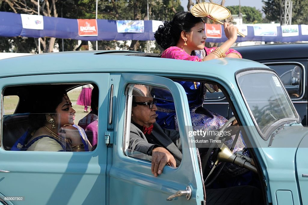 Statesman Vintage & Classic Car Rally In Kolkata Photos and Images ...