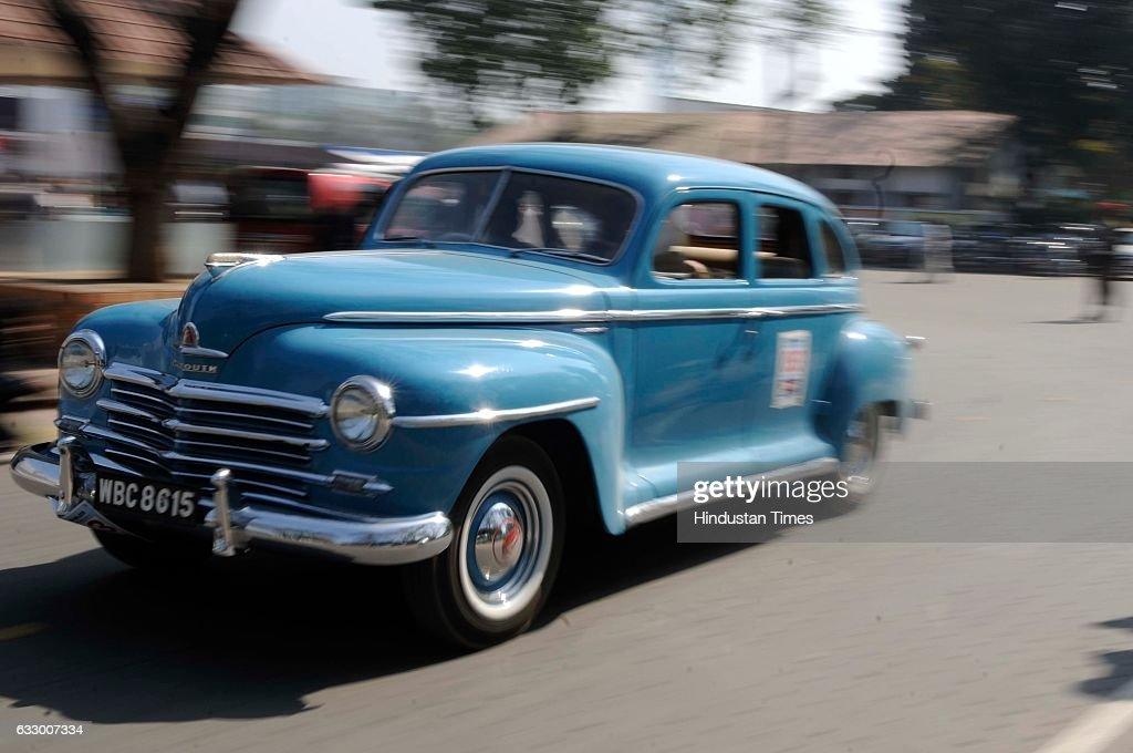 Statesman Vintage & Classic Car Rally In Kolkata Photos and Images ...