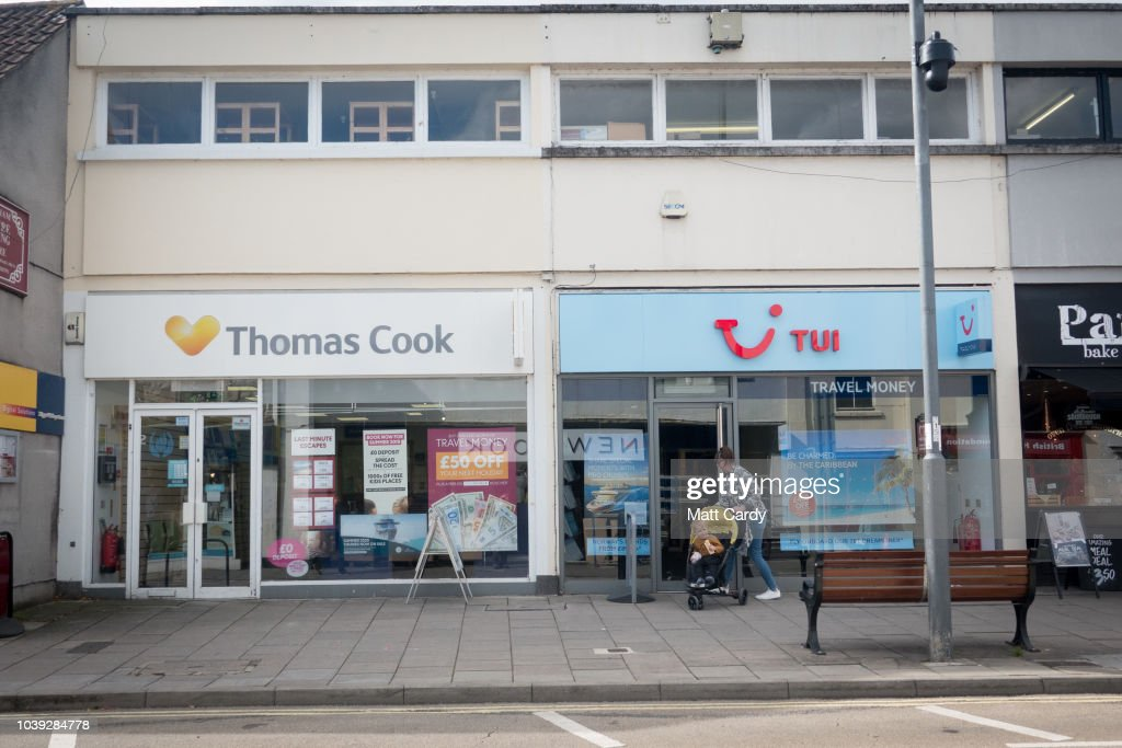 Thomas Cook Travel Agents Issues Profits Warning