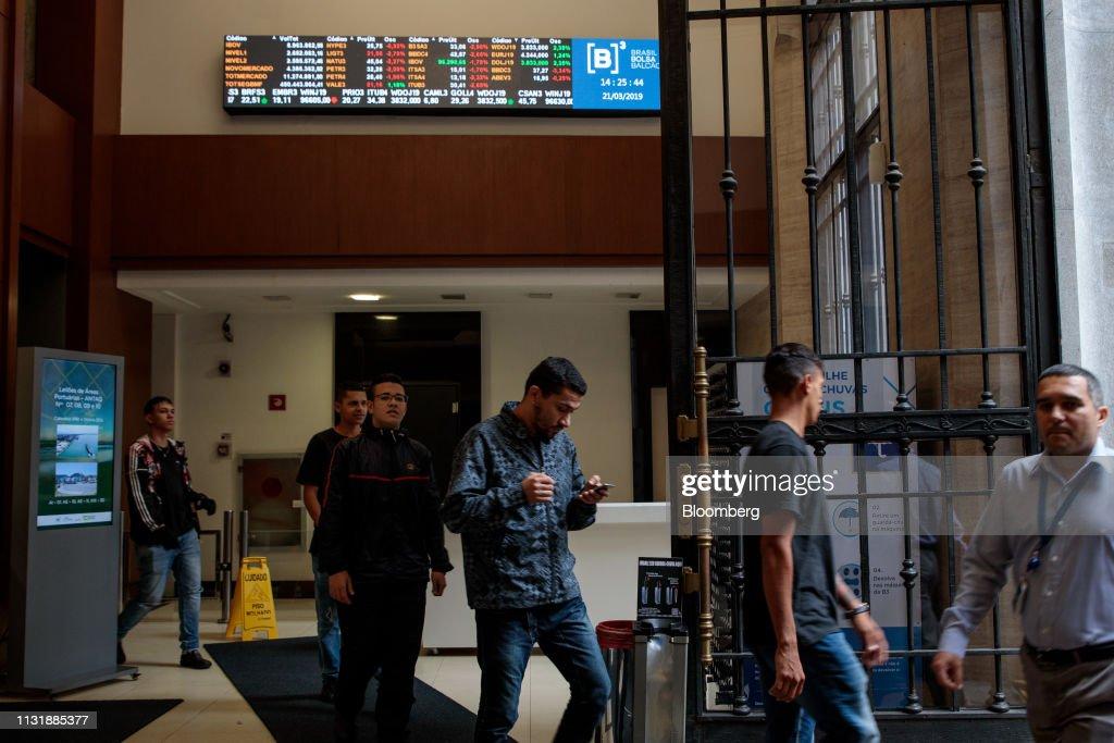 BRA: Brazil Markets Fall On Report Of Ex-President Temer's Arrest