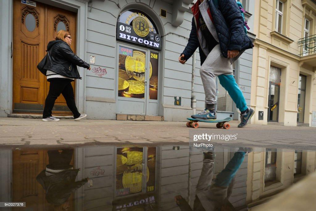Daily life in Krakow : News Photo