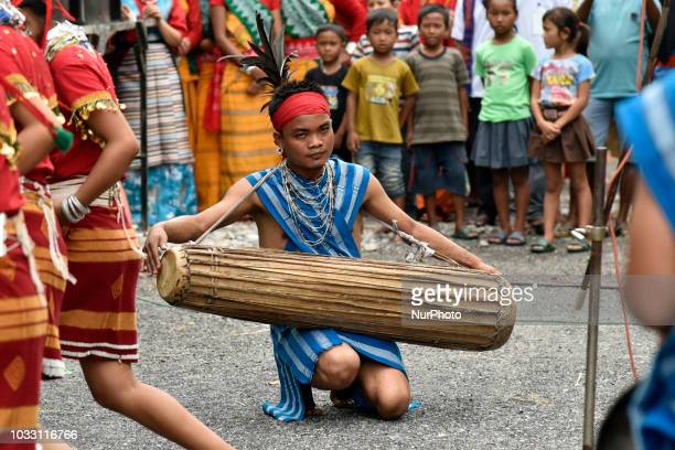 People performing during the inauguration of NEATOFEST The North East Adventure Tourism Festival 2018 organized by Indian Institute of...