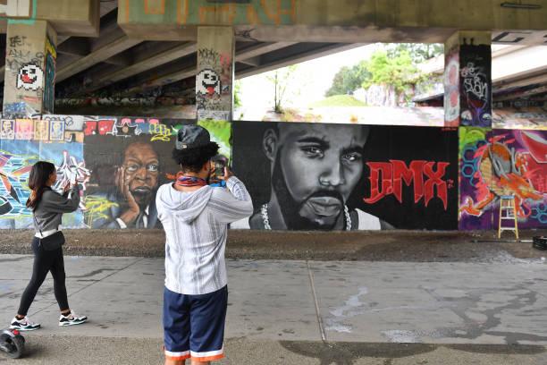 GA: Rapper DMX Remembered With Atlanta Mural