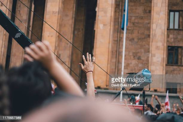 people photographing - protestor stock pictures, royalty-free photos & images