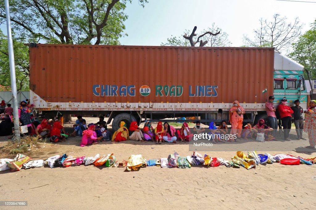 Coronavirus Emergency in Jaipur : News Photo