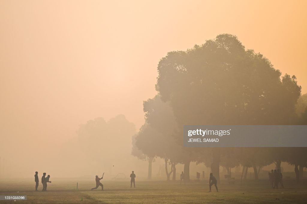 TOPSHOT-INDIA-ENVIRONMENT-POLLUTION : News Photo