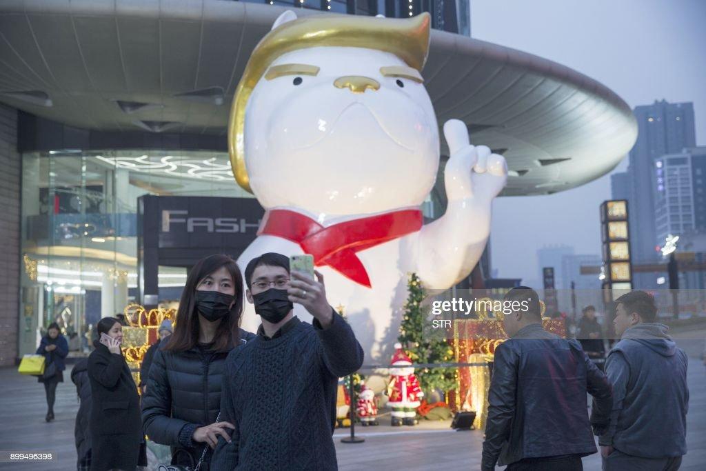 CHINA-US-POLITICS : News Photo