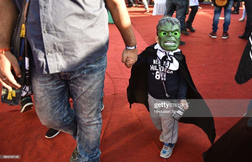 Delhi Comic Con 2017