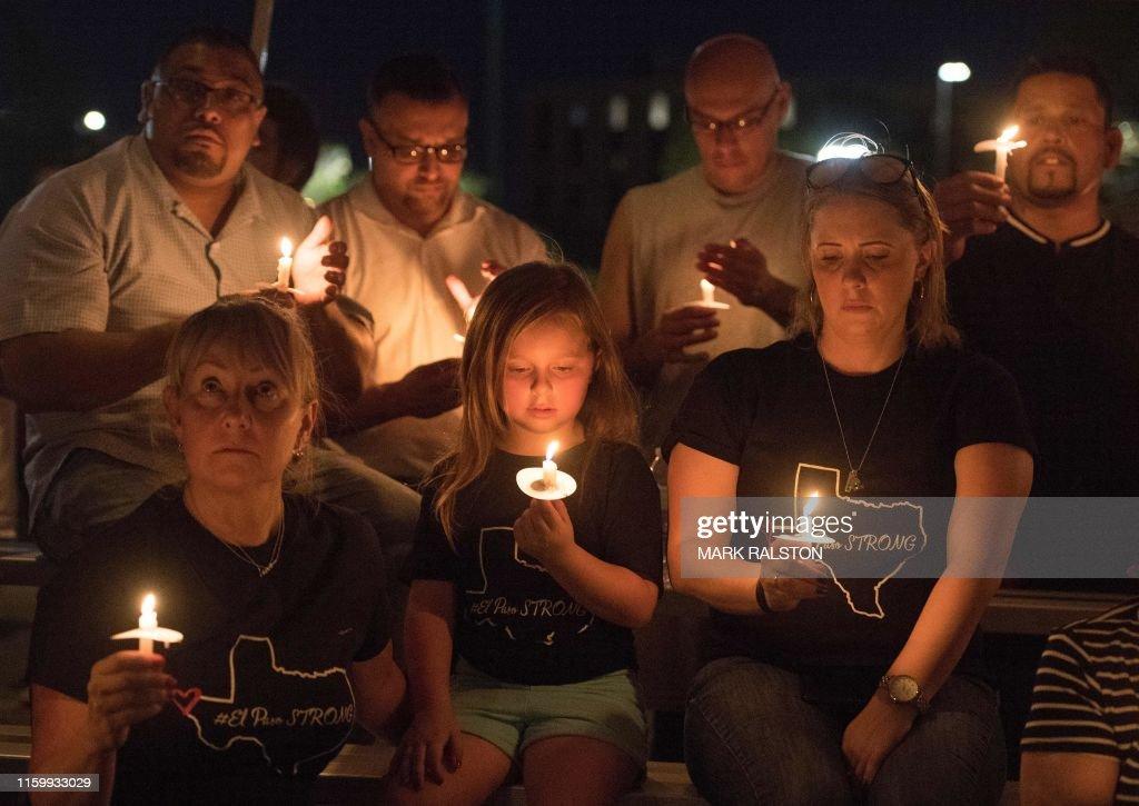 TOPSHOT-US-CRIME-SHOOTING-TOLL : News Photo