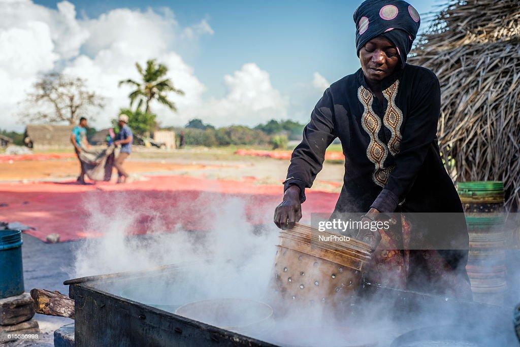 The fisheries of Zanzibar : News Photo