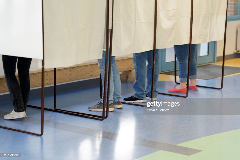 FRA: French Vote In EU Elections