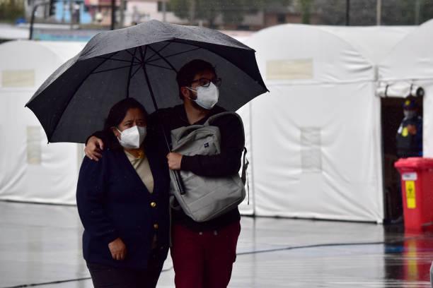 ECU: IESS Hospital Of Quito Treats Coronavirus Patients