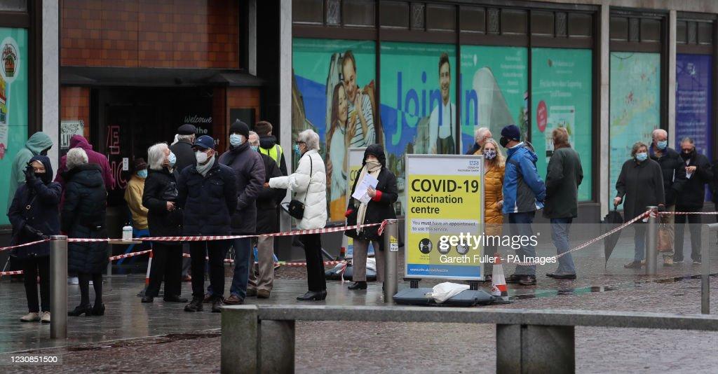 Coronavirus - Fri Jan 29, 2021 : News Photo